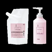 Lefalde Inner Cream Hair Treatment / 1st step
