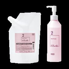 Lefalde Bind Cream Hair Treatment / 2nd step